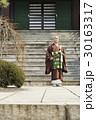 寺 寺院 人物の写真 30163317
