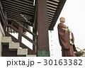 寺 寺院 人物の写真 30163382