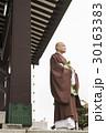 寺 寺院 人物の写真 30163383