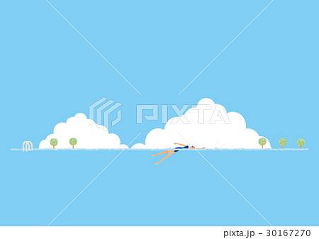 夏の風景(スイム) 30167270