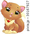 Kitty princess with decorations 30167927