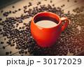 カップ コップ コーヒーの写真 30172029