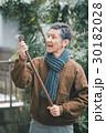 シニア ゲートボール 男性の写真 30182028