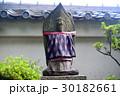 昆陽寺の観音菩薩石像-1 30182661