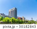 横浜 山下公園 沈下花壇の写真 30182843