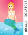 人魚姫 30184045