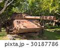 カンボジア シェムリアップ戦争博物館 戦車 30187786