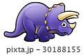 Triceratops Dinosaur Cartoon Character 30188155