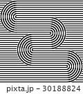 抽象的 パターン 柄のイラスト 30188824