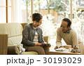 人物 夫婦 老夫婦の写真 30193029