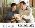 シニア 夫婦 老夫婦の写真 30193163