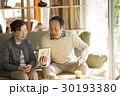 シニア 夫婦 老夫婦の写真 30193380
