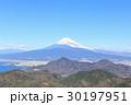 富士山 富士 冬の写真 30197951