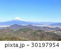 富士山 富士 冬の写真 30197954