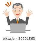 人物 ビジネス ビジネスマンのイラスト 30201563