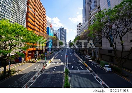 首都高速4号線新宿線 新宿出入口...
