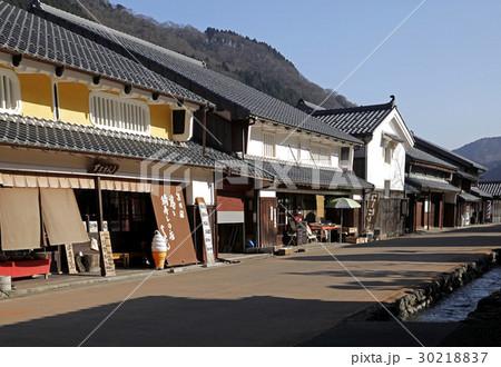 12月 熊川宿-歴史の町並み- 30218837