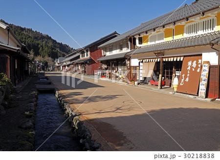 12月 熊川宿-歴史の町並み- 30218838