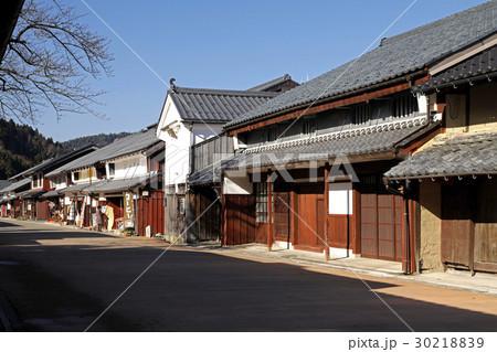 12月 熊川宿-歴史の町並み- 30218839
