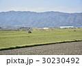 風景 伊賀上野 春の写真 30230492