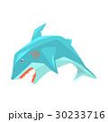 サメ シャーク 鮫のイラスト 30233716