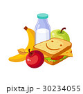 ランチ 食 料理のイラスト 30234055