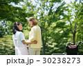 シニア夫婦 介護イメージ 30238273