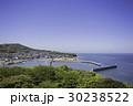 佐賀県 太良町の風景  (竹崎城址展望台から見た風景) 30238522