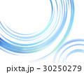 背景 水面 波紋のイラスト 30250279