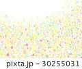 背景素材 水彩 ドット 30255031