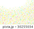 背景素材 水彩 ドット 30255034