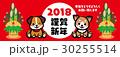2018年賀パネル 30255514
