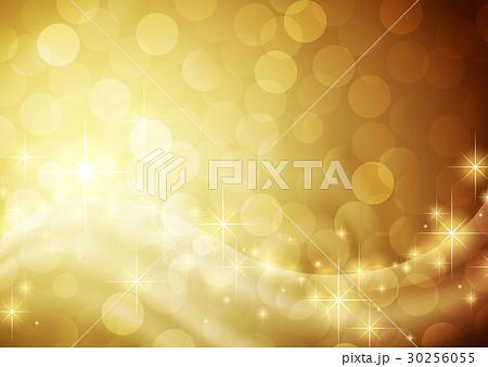 ゴールド アブストラクト 背景 素材 30256055