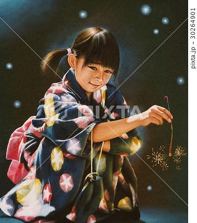 線香花火 30264901