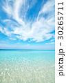 海 沖縄 青空の写真 30265711
