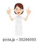 女性 ナース 看護婦のイラスト 30266093