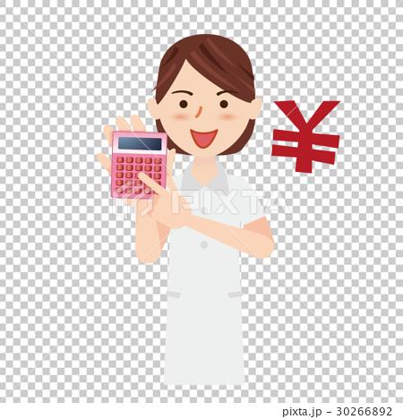 若い看護婦 30266892