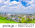 住宅街 住宅地 春の写真 30272127