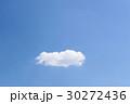 青空 白い雲 空の写真 30272436