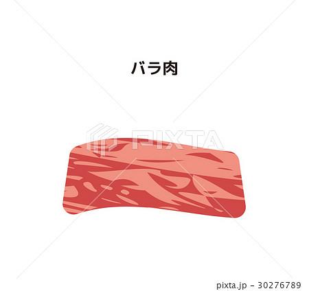 バラ肉【食材・シリーズ】 30276789