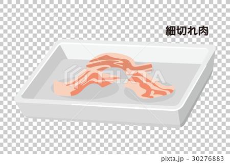 こまぎれ肉【食材・シリーズ】 30276883