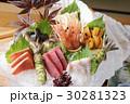刺身 盛り合わせ 和食の写真 30281323