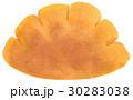手描き 水彩 クリームパン 30283038