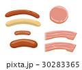 加工食品のセット【食材・シリーズ】 30283365