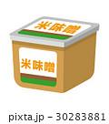 米味噌 味噌 ベクターのイラスト 30283881