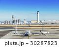 空港 航空機 飛行機の写真 30287823