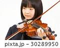 楽器を演奏する女の子 30289950