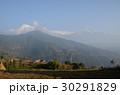 アンナプルナ 山岳 山の写真 30291829