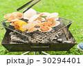 網焼き BBQ バーベキューの写真 30294401
