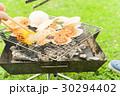 網焼き BBQ バーベキューの写真 30294402